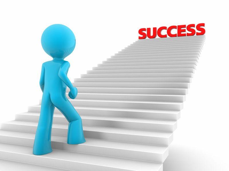 LA SCALA DEL SUCCESSO